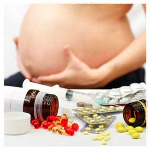 Простуда при беременности - лечимся правильно