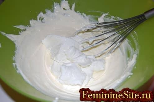 Рецепт чизкейка в домашних условиях - добавить йогурт