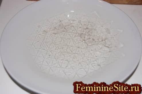 Рецепт чизкейка в домашних условиях - желатин