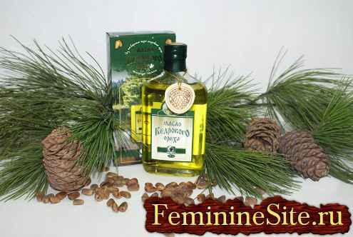 Кедровое масло полезные свойства