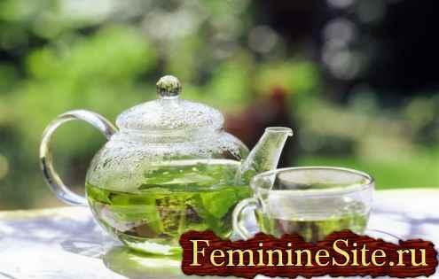 Секреты целебного чаепития или как правильно пить зелёный чай.
