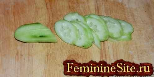 3-ингредиент греческого салата