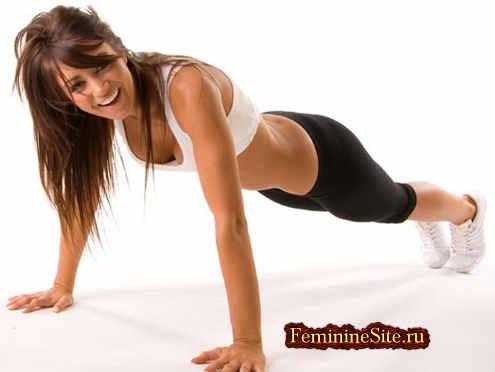 советы для похудения - занятие спортом