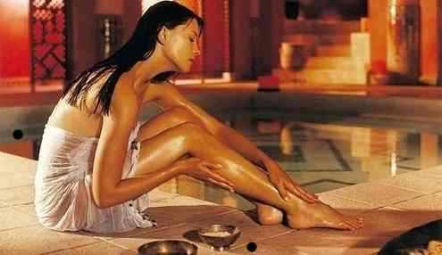 Кунжутное масло в косметологии.