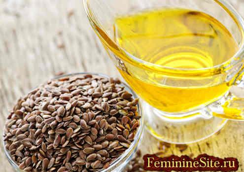 Лечебные свойства льняного масла - кладовая здоровья.