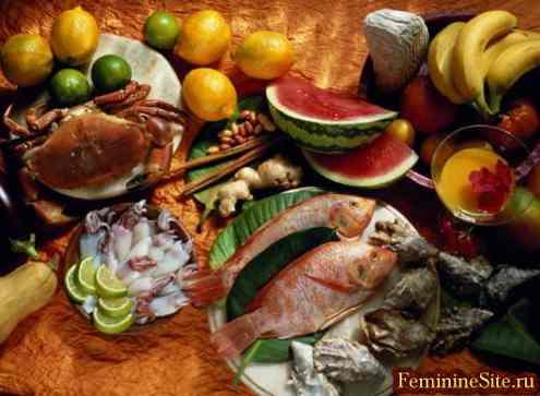 Худеем с удовольствием: средиземноморская диета