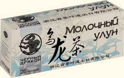 Зеленый чай Молочный Улун и его полезные свойства.