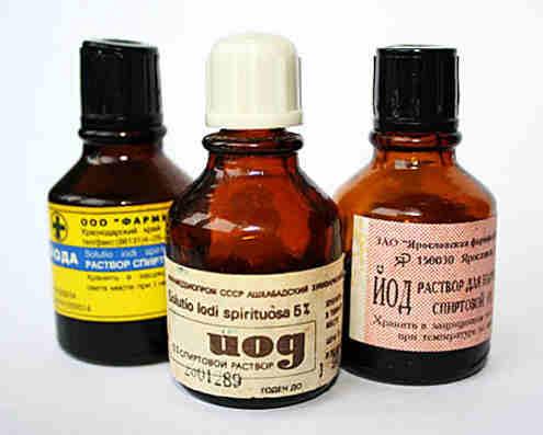 Использование антисептиков природного происхождения и препаратов