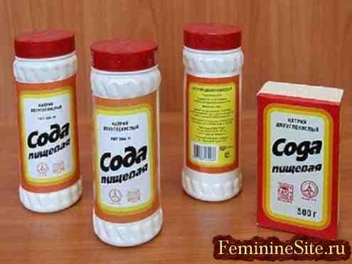 Лечение содой в домашних условиях
