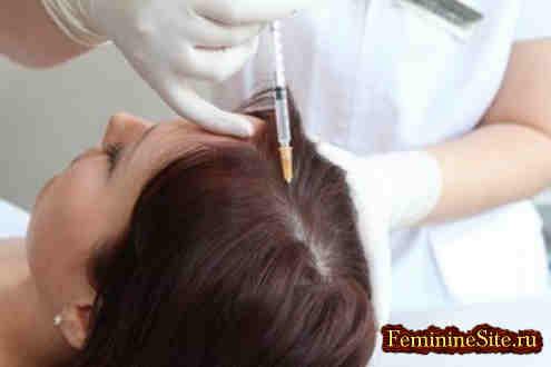 Основы мезотерапии в современной косметологии.