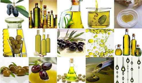 Масло оливковое в косметологии