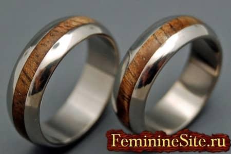 свадебное кольцо