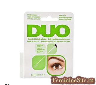 Duo — индивидуальный клей для ресниц