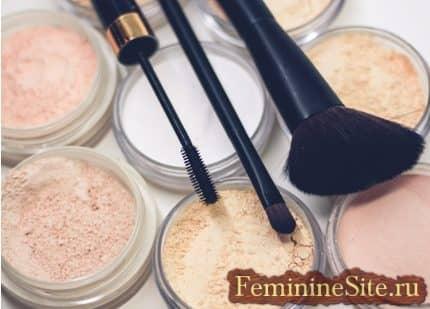 Как правильно наносить макияж, в правильном порядке