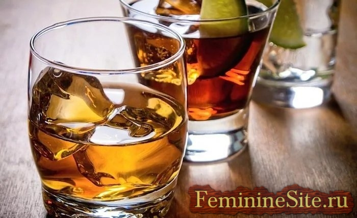 Храп от алкоголя