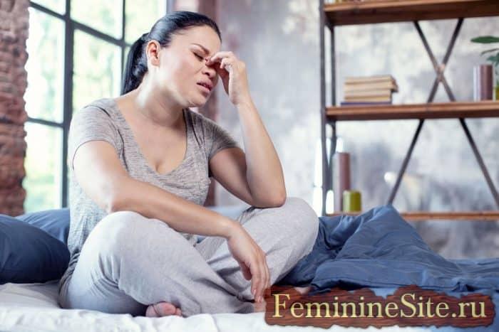Женские заболевания