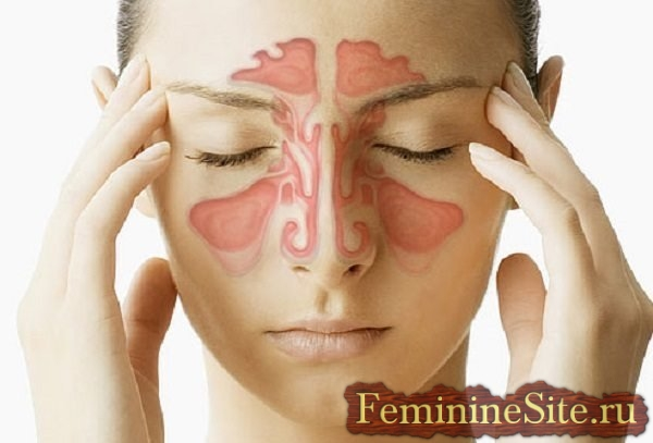 Проблемы с носом и пазухами