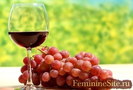 Сердечно-сосудистые преимущества винограда